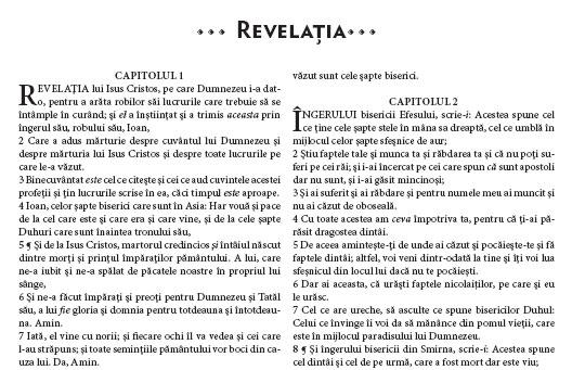 """Fidela"" – Biblia in traducere literala noua completata, revizuita si actualizata"