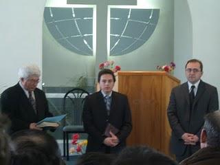 Ordinare in slujba de pastor – Bacau