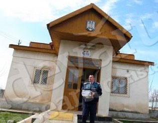 Sediul Politiei din Albesti a fost redat Bisericii Baptiste