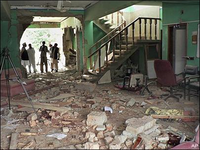 """Atac """"brutal si fara sens"""" in Pakistan"""