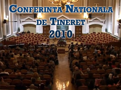 Conferinta nationala de tineret