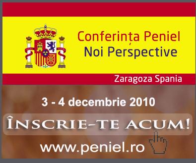 Conferinta Peniel Spania – Zaragoza